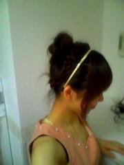 ここあ(プチ☆レディー) 公式ブログ/浴衣 髪アレンジ♪女性マジシャンここあプチ☆レディー 画像3