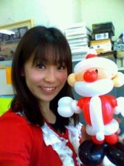 ここあ(プチ☆レディー) 公式ブログ/バルーンサンタさん♪女性マジシャンここあプチ☆レディーマジック 画像1