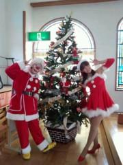 ここあ(プチ☆レディー) 公式ブログ/クラウンリオさんとクリスマスステージ☆女性マジシャンここあプチ☆レディーマジック 画像1