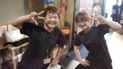 ここあ(プチ☆レディー) 公式ブログ/国立の裏方さん☆★ 画像1