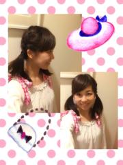 ここあ(プチ☆レディー) 公式ブログ/ナナメとまっすぐの前髪の比較☆女性マジシャンここあプチ☆レディーマジック 画像1