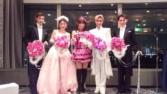 ここあ(プチ☆レディー) 公式ブログ/女性マジシャンになって☆☆☆元宝塚、OSKの方と☆ 画像1