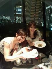 ここあ(プチ☆レディー) プライベート画像 ニューオータニ最上階のレストランにて