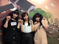 寺沢ありす(アイドル教室) プライベート画像/11/30★インジョンさんのアメスタ 飯田里穂さんと!