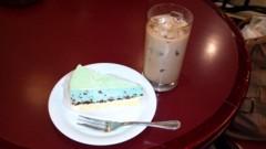 標永久 公式ブログ/だて眼鏡とミントケーキ♪ 画像2