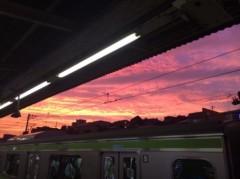 標永久 公式ブログ/夕日が綺麗 画像1