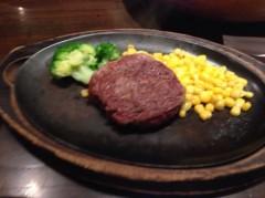 標永久 公式ブログ/このサラダ大きい! 画像3