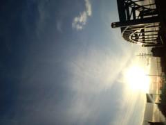 標永久 公式ブログ/空が 画像1