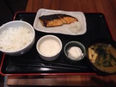 標永久 公式ブログ/お腹いっぱい(^ν^) 画像1