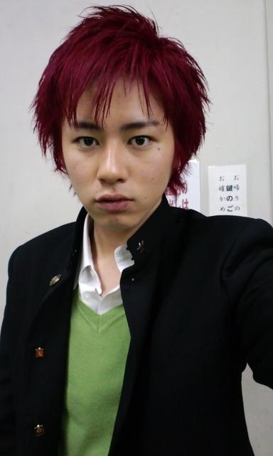 赤髪(ごくせん)