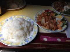 標永久 公式ブログ/生姜焼き! 画像1