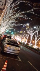 標永久 公式ブログ/東京のイルミネーション 画像1