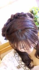 華彩なな 公式ブログ/今日のヘアスタイル☆ 画像2