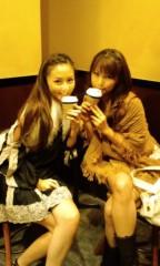 華彩なな 公式ブログ/お茶中〜o(^-^)o 画像1