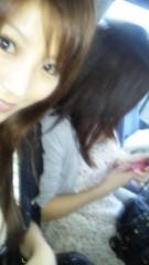 華彩なな 公式ブログ/ロケバスにて☆ 画像1