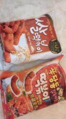 華彩なな 公式ブログ/韓流菓子♪ 画像2