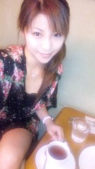 華彩なな 公式ブログ/近所のカフェ〜☆ 画像1