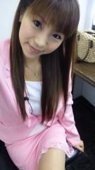 華彩なな 公式ブログ/ピンクスーツ♪ 画像2