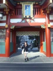 華彩なな 公式ブログ/初詣〜♪ 画像1