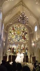 華彩なな 公式ブログ/雨の結婚式 画像1