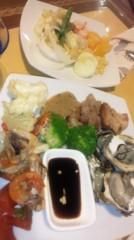 華彩なな 公式ブログ/夕食♪ 画像2