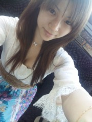 華彩なな 公式ブログ/素っぴん〜!! 画像1