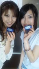 華彩なな 公式ブログ/ミニスカポリスと☆ 画像1