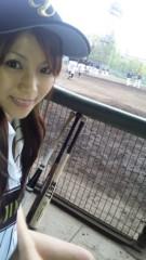 華彩なな 公式ブログ/ななち住之江公園野球場降臨! 画像2