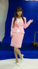 華彩なな 公式ブログ/ピンクスーツ♪ 画像3