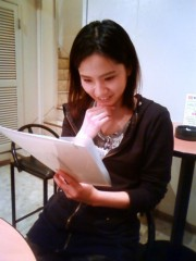 榎本くるみ 公式ブログ/スタジオにて 画像1