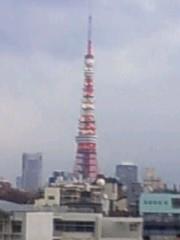 榎本くるみ 公式ブログ/東京タワー 画像1