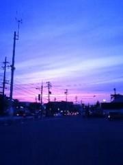 榎本くるみ 公式ブログ/夕陽 画像1