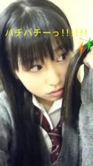 佐々木彩夏(ももいろクローバー) 公式ブログ/☆バチバチの季節☆ 画像2