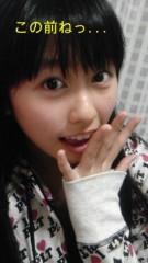 佐々木彩夏(ももいろクローバー) 公式ブログ/☆ビビビっときたんです。あーりんです。☆ 画像1