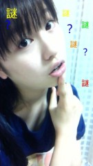 佐々木彩夏(ももいろクローバー) 公式ブログ/☆なんで〜☆ 画像1