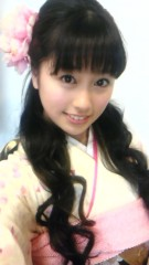 佐々木彩夏(ももいろクローバー) 公式ブログ/☆大吉です。あーりんです。☆ 画像1