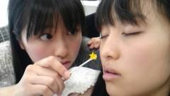 佐々木彩夏(ももいろクローバー) 公式ブログ/☆きもちよさそーっ☆ 画像1