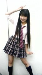 佐々木彩夏(ももいろクローバー) 公式ブログ/☆最高っ☆ 画像3