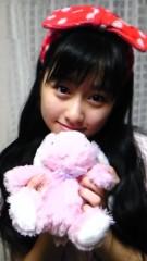 佐々木彩夏(ももいろクローバー) 公式ブログ/☆おやすみなさい☆ 画像1