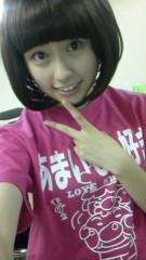 佐々木彩夏(ももいろクローバー) 公式ブログ/☆あくしゅかい☆ 画像1