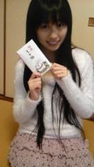 佐々木彩夏(ももいろクローバー) 公式ブログ/☆2011年です。あーりんです。☆ 画像2