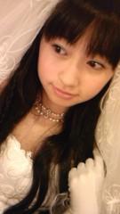 佐々木彩夏(ももいろクローバー) 公式ブログ/☆ウェディングドレス☆ 画像1