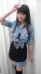 佐々木彩夏(ももいろクローバー) 公式ブログ/☆おーさかやで〜。あーりんやで〜。☆ 画像2