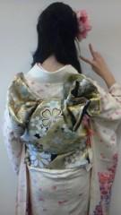 佐々木彩夏(ももいろクローバー) 公式ブログ/☆お腹いっぱいです。あーりんです。☆ 画像1
