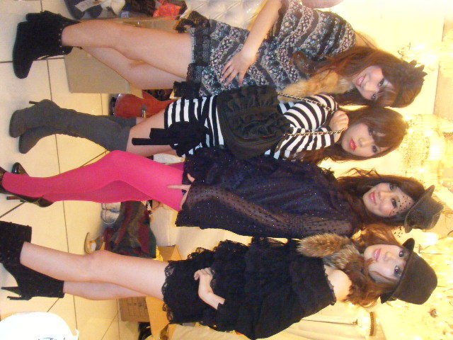 FashionShow@escape!
