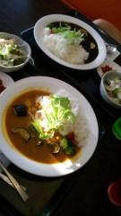 ANJYU 公式ブログ/梅カレー&胡麻カレー 画像1