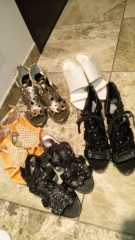 ANJYU 公式ブログ/靴たち 画像1