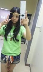 河島樹莉(usa☆usa少女倶楽部) 公式ブログ/Curl(/ω\*) 画像1