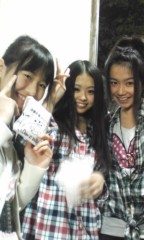 河島樹莉(usa☆usa少女倶楽部) 公式ブログ/Thank you... 画像3