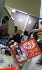 河島樹莉(usa☆usa少女倶楽部) 公式ブログ/ありがとう。 画像1